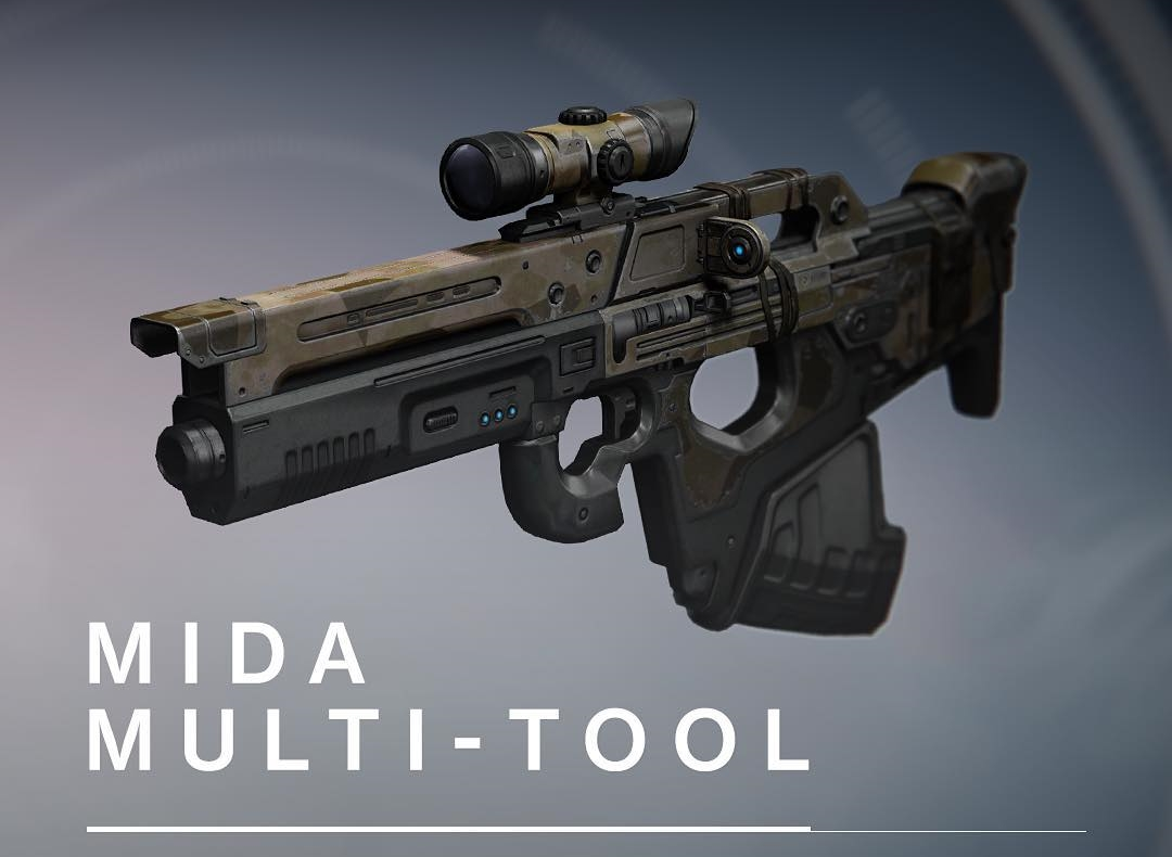 Destiny Xur update: should you buy MIDA Multi Tool? - VG247