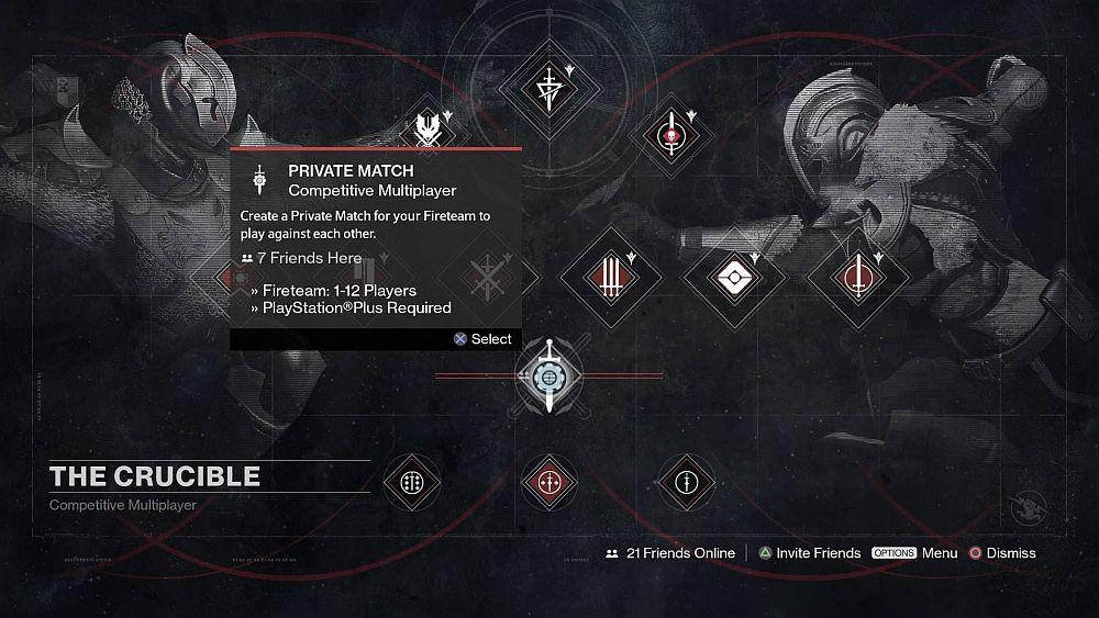 Hoe Destiny matchmaking gebruik