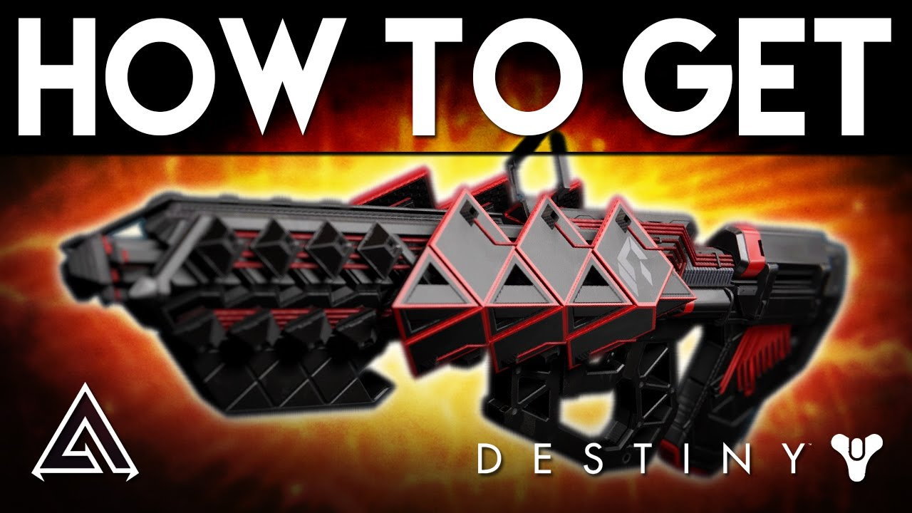 Destiny rise of iron s exotic pulse rifle found how to get