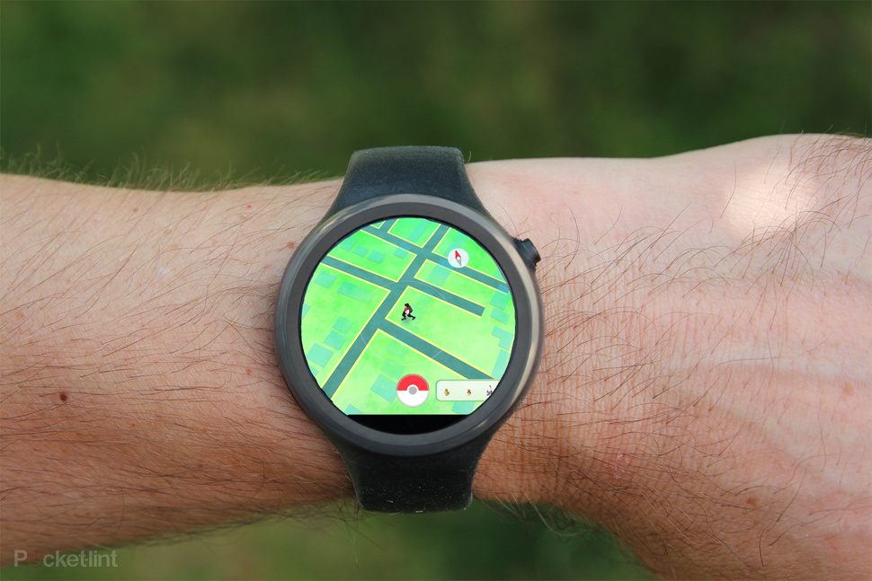 Pokemon go is coming to android smart watches too vg247 for Android watches