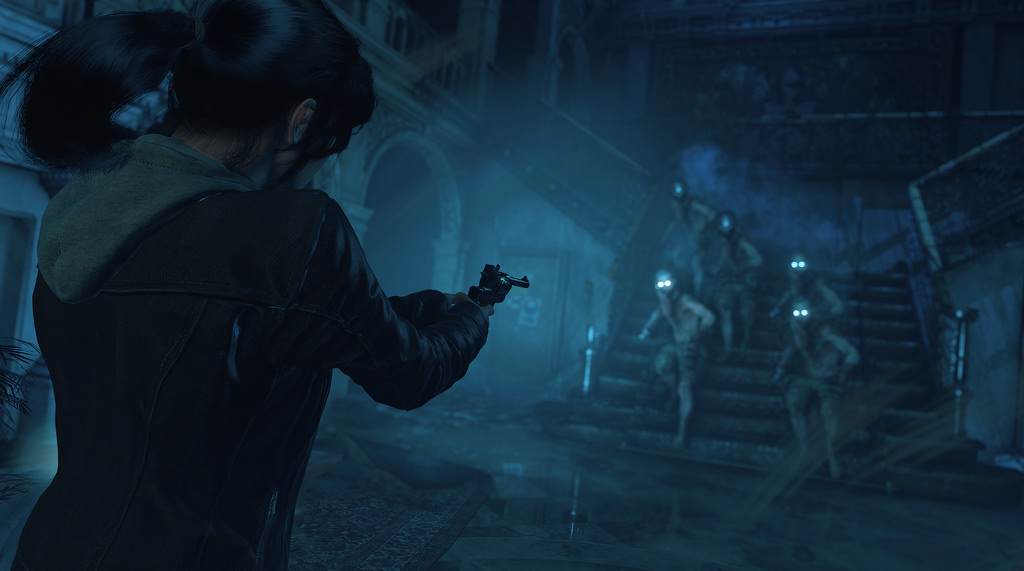 Rise of the Tomb Raider: PS4 Pro gameplay trailer and new screenshots for Blood Ties | VG247