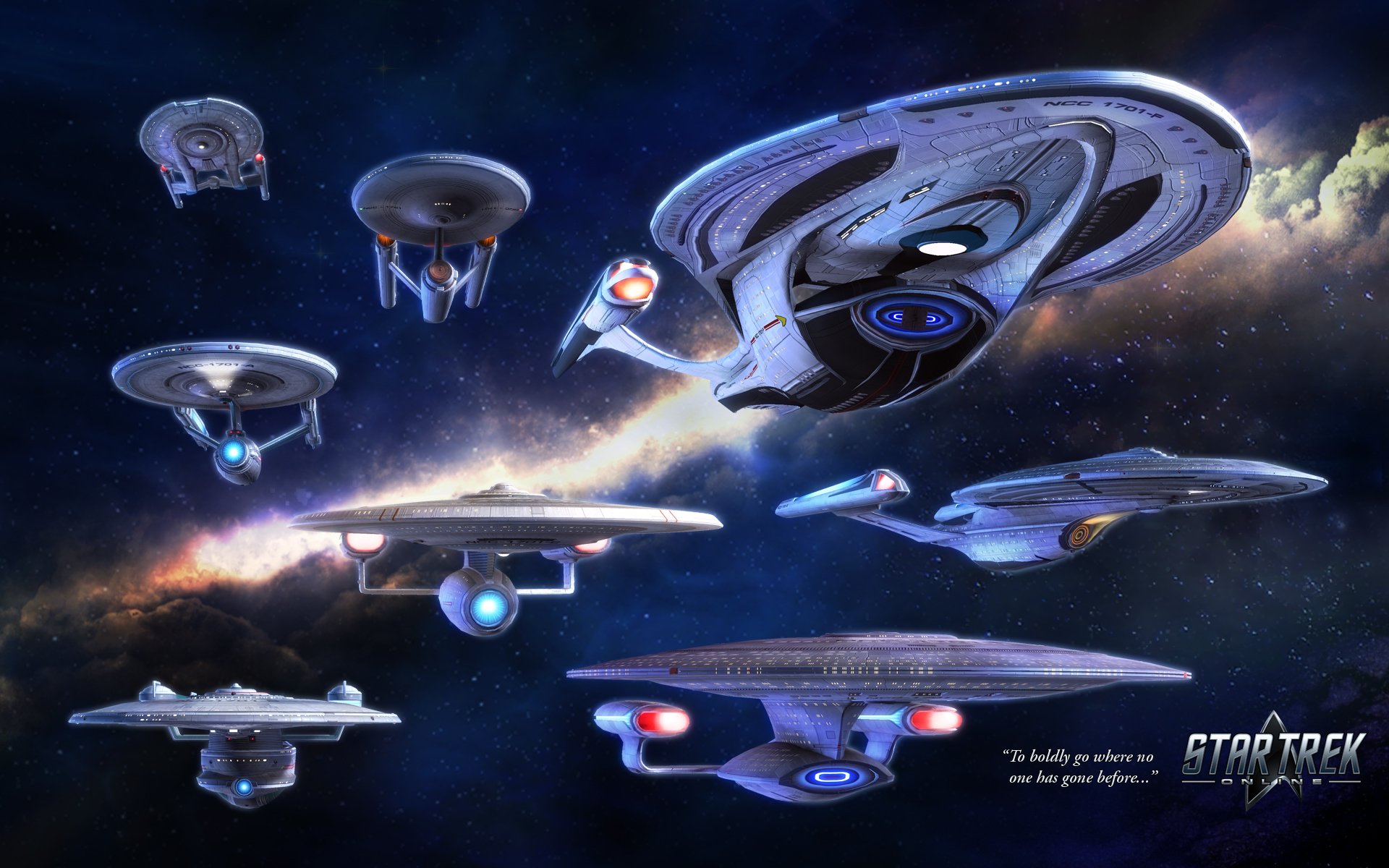 Star Trek Online now available on PS4 and Xbox One, in ...