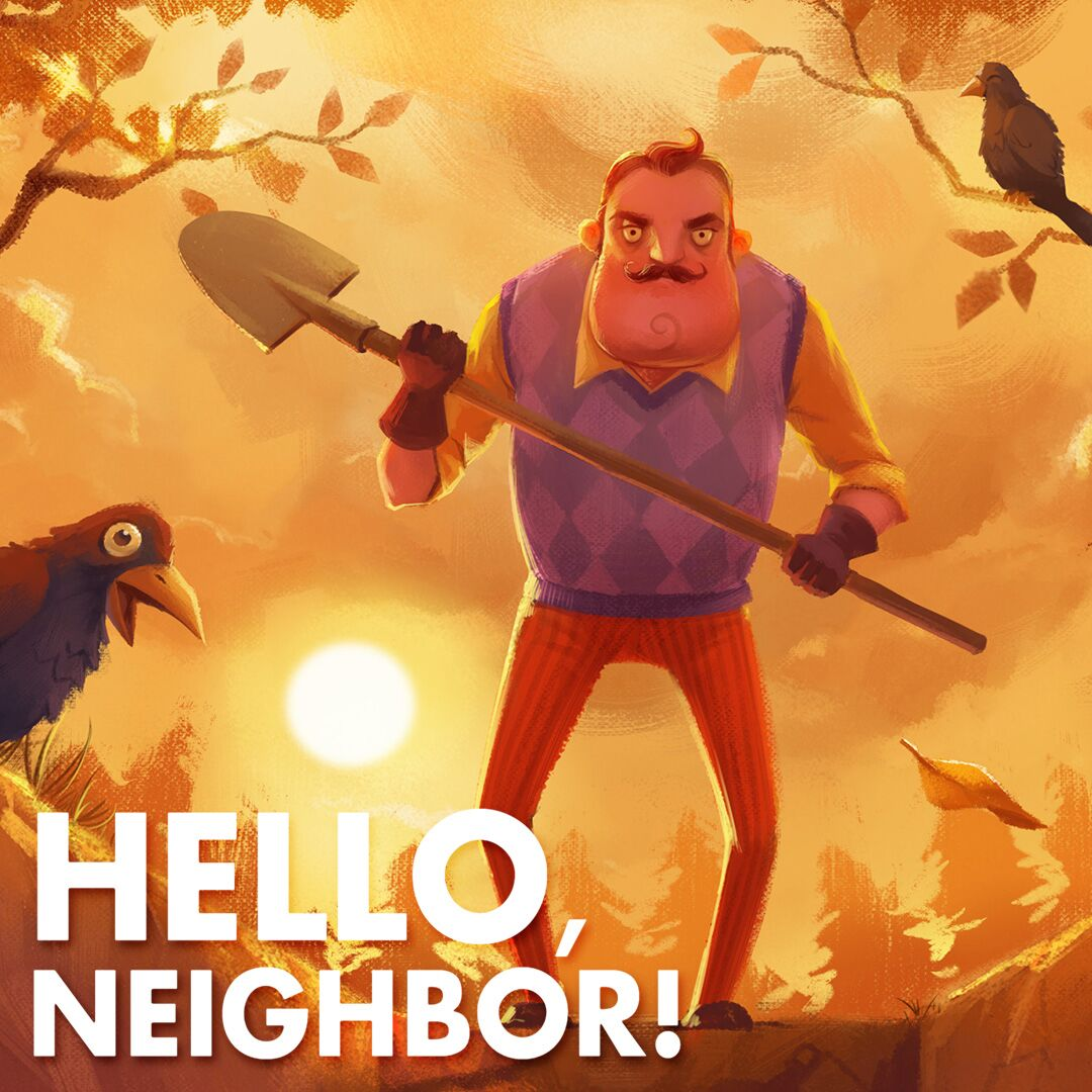 Hello Neighbor is a horror game about breaking into ...