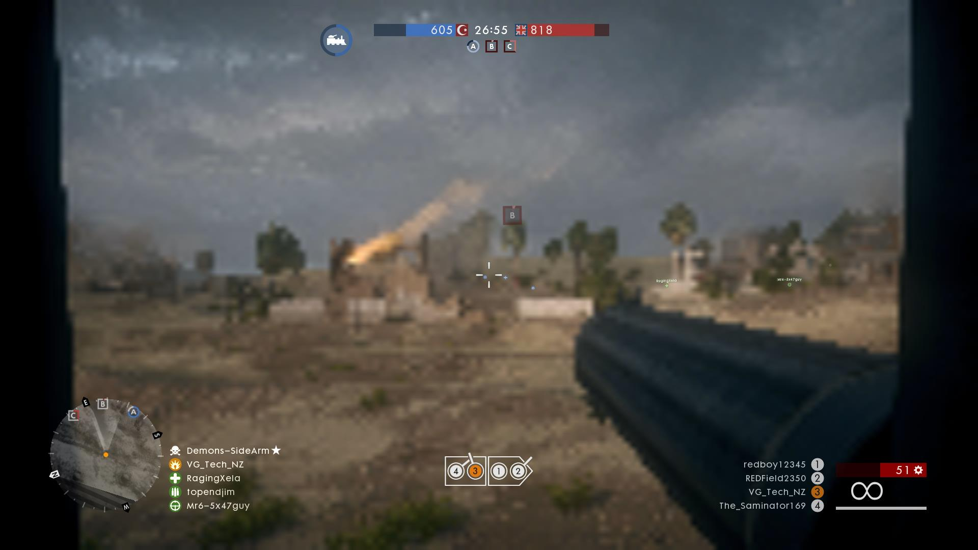 how to change ui on battlefield 1 pc