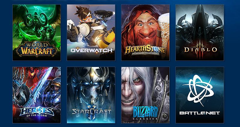 Blizzard Voice Chat Service Now Available Across All Of