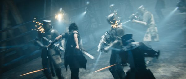 Resident Evil Final Chapter To Be Filmed On Gold Coast: Final Fantasy 15 Day One Crown Update Detailed