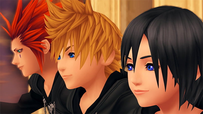 Kingdom Hearts HD 1.5 + 2.5 Remix announced for March ...