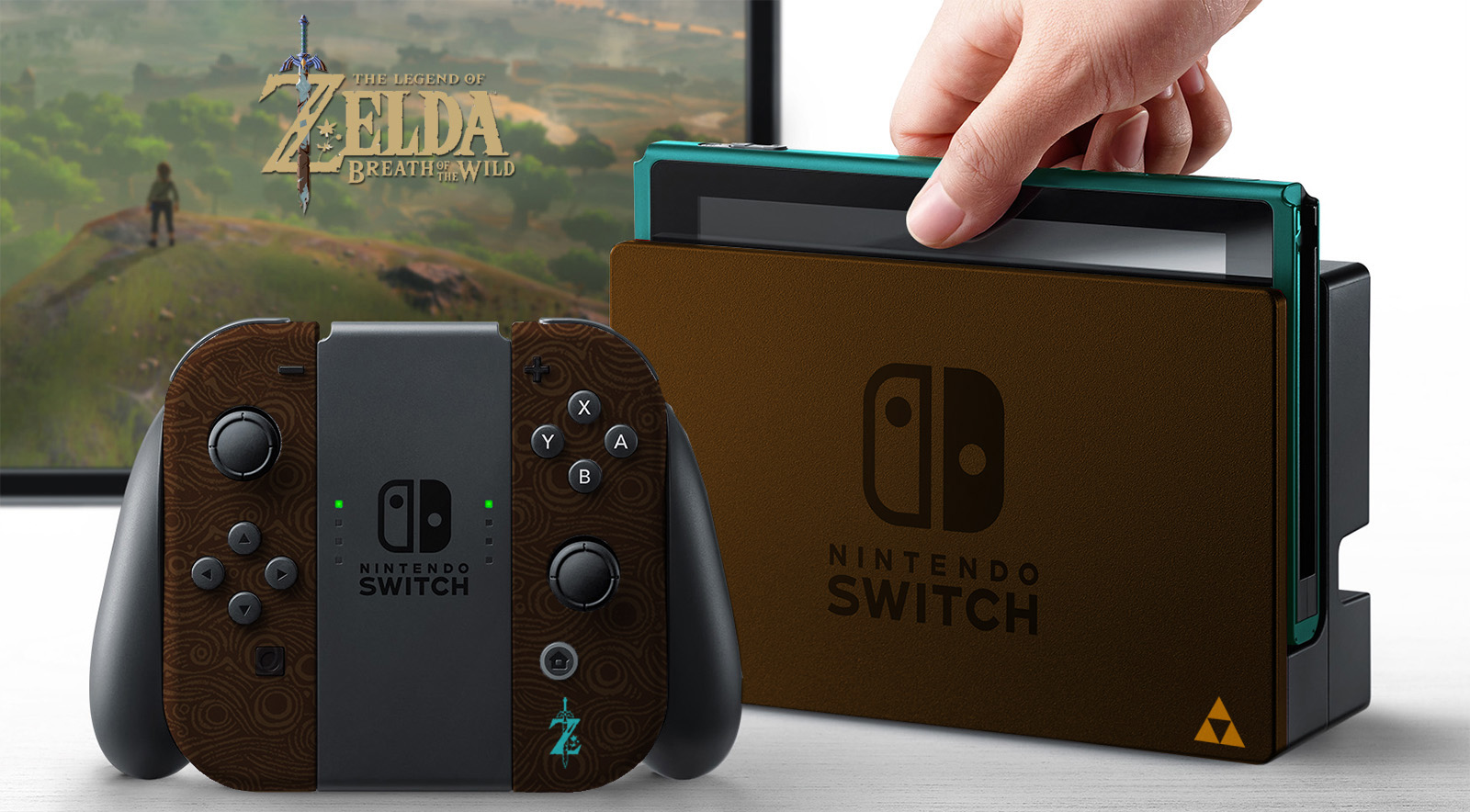 nintendo switch zelda paket