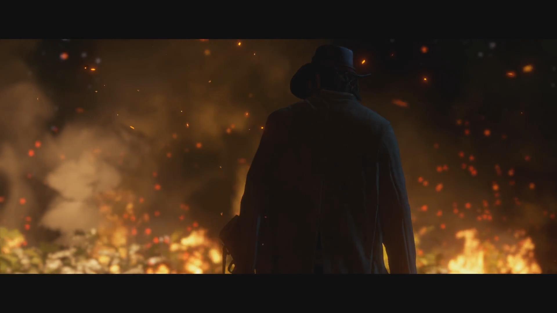 red dead redemption 2 سیستم مورد نیاز تصاویر حاصل از تریلر بازی Red Dead Redemption 2 تقدیم به ...