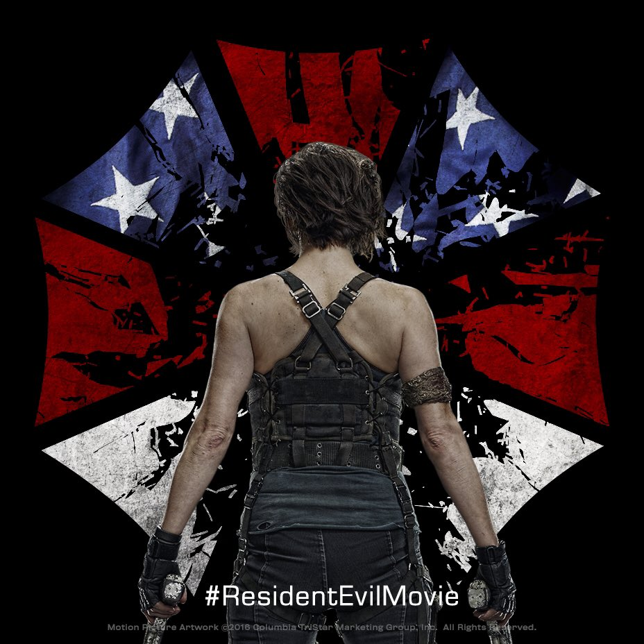 The last Resident Evil movie makes a nice callback to the ...