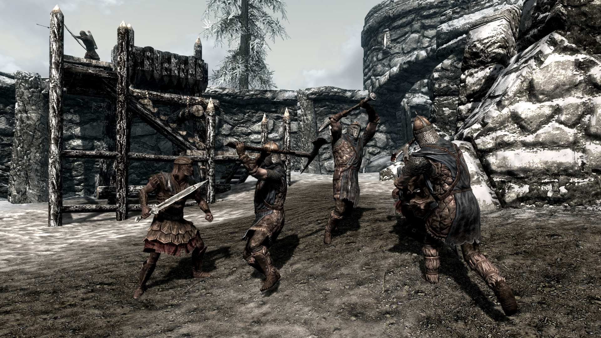 skyrim how to join the stormcloaks faction vg247