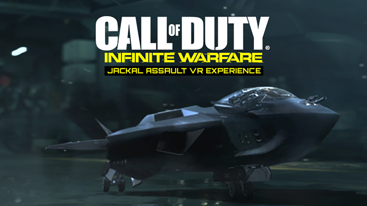 You don 39 t need to buy call of duty infinite warfare to try the psvr experience vg247 - Infinite warfare ship assault ...