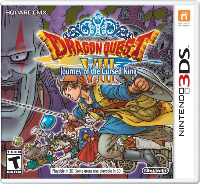Quest of dungeons switch