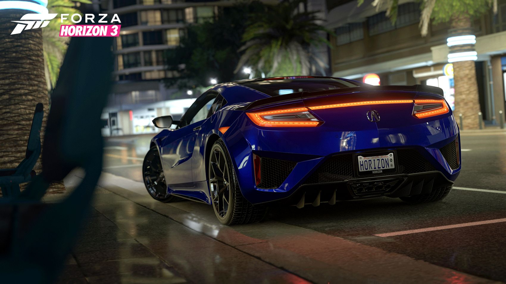 forza horizon 3 how to follow players
