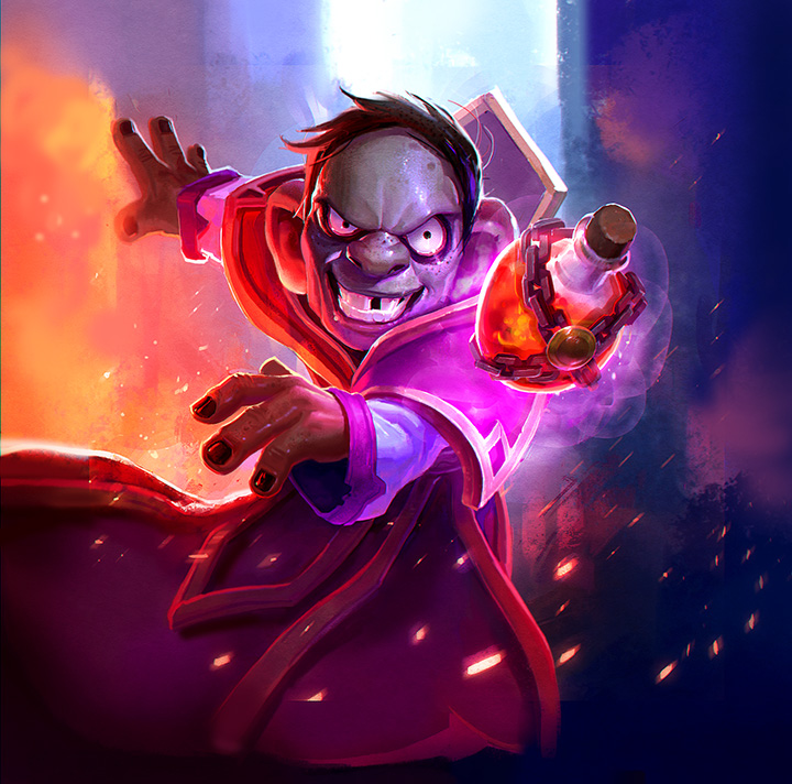 Hearthstone: Hearthstone's Next Expansion Is Mean Streets Of Gadgetzan