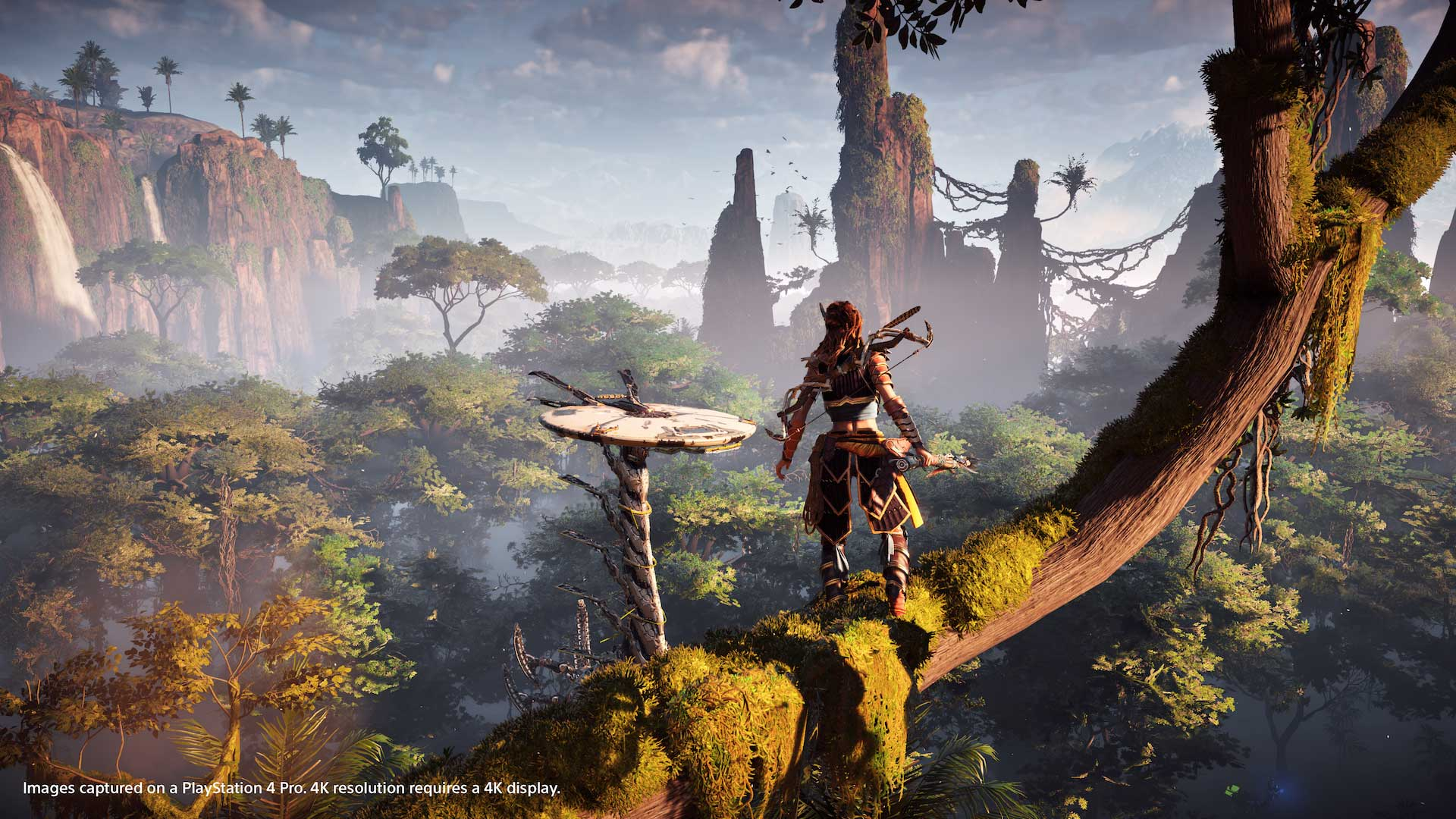 Horizon: Zero Dawn Could Well Be PS4 Pro's Much-needed