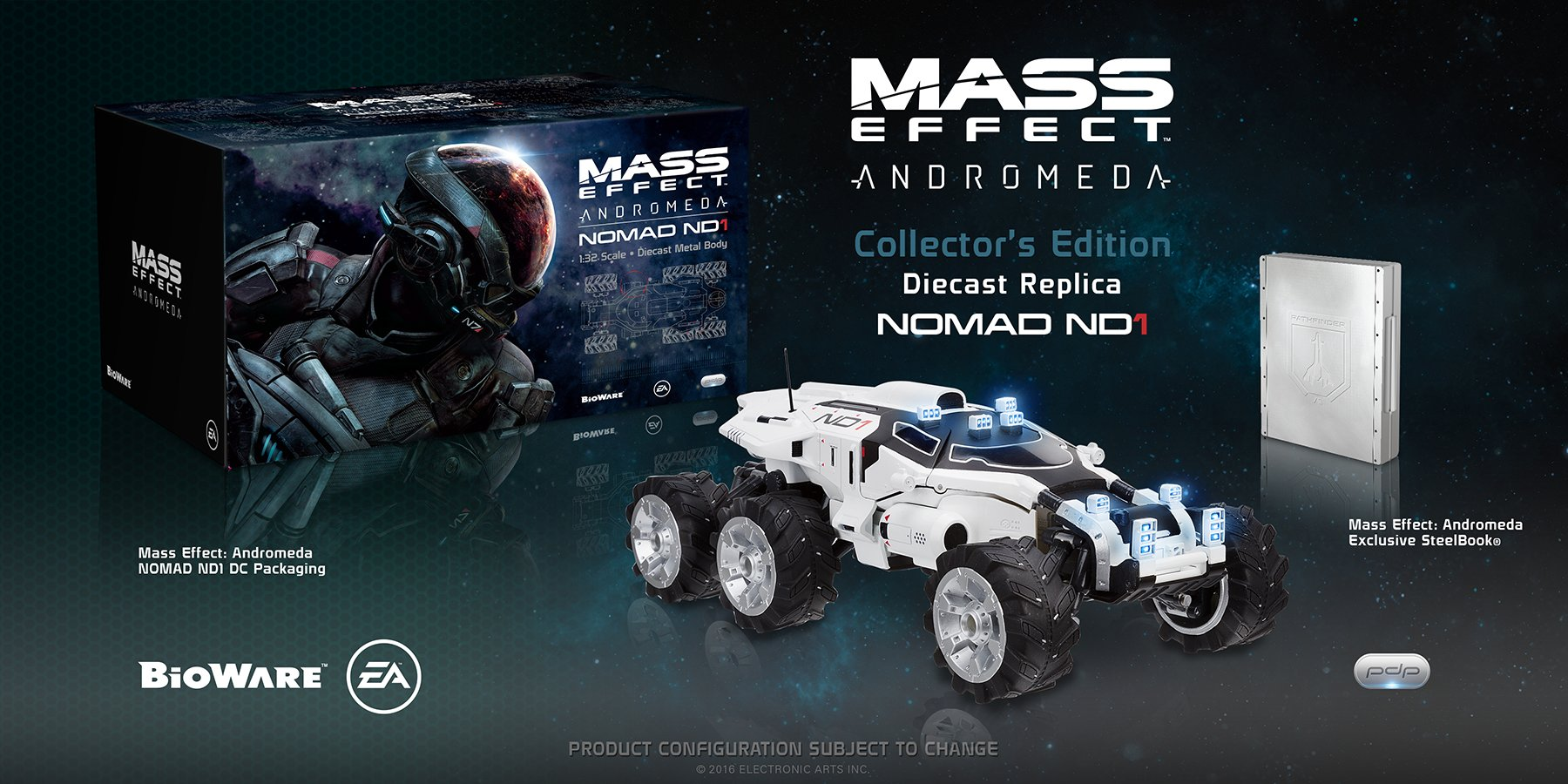 mass effect andromeda collectors edition