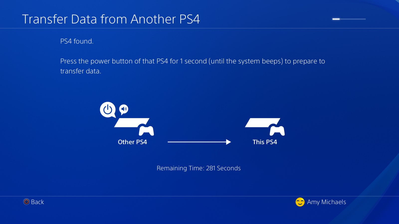 Ps4 Pro How To Transfer Data From Your Old Ps4 Or Ssd To