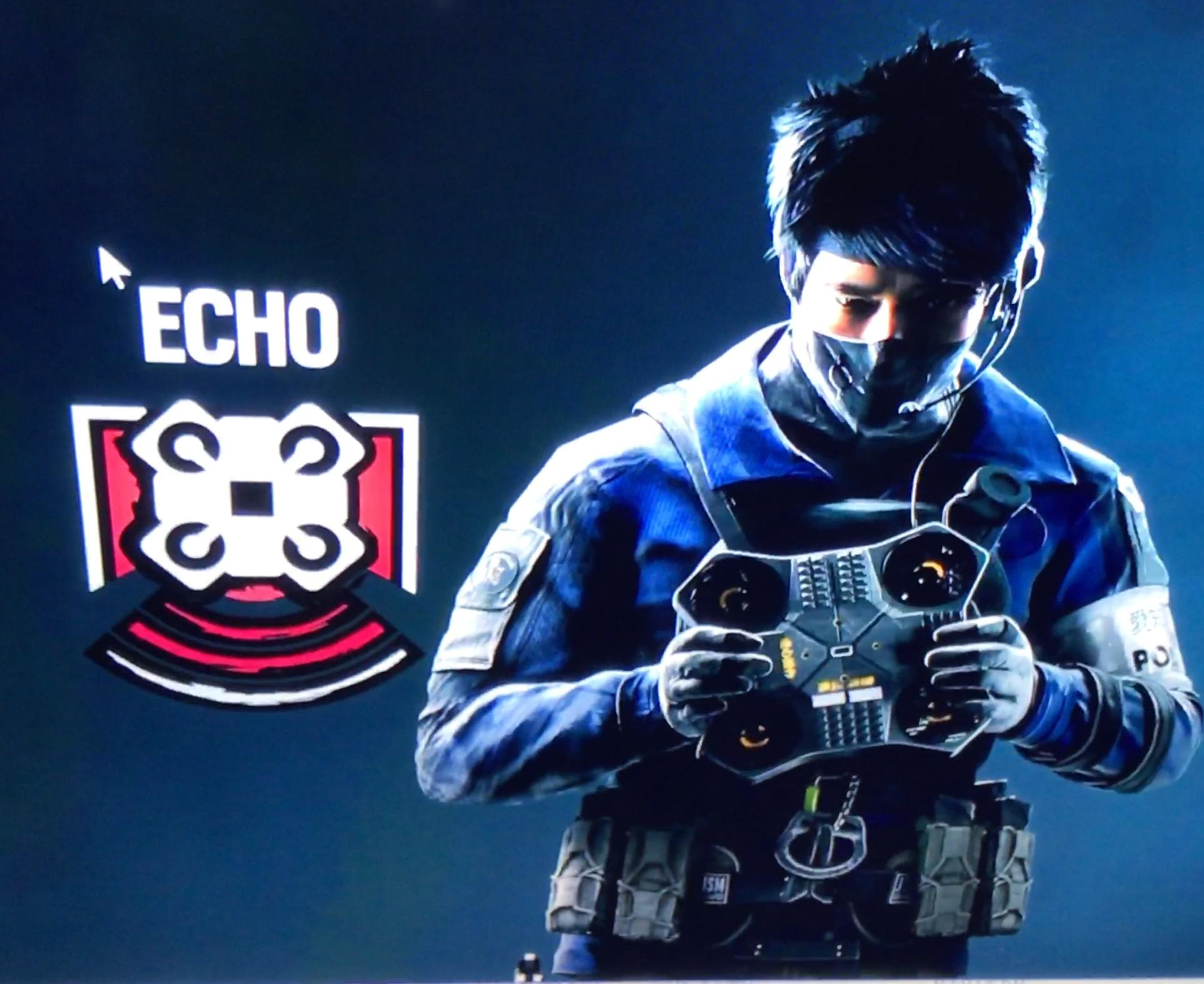 Rainbow six siege japan dlc is called operation red crow - R6 siege echo ...