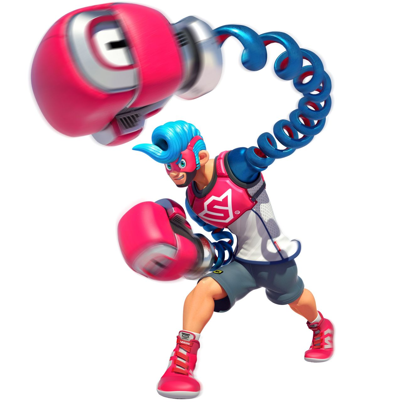 Nintendo Goomba Toys N Joys : Nintendo shows off arms a switch game about fighting with