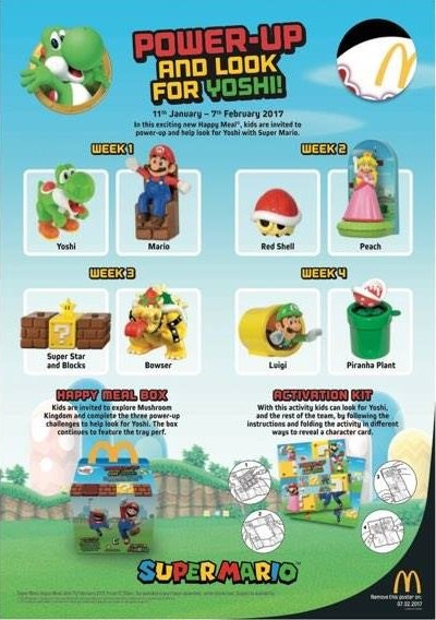 Mcdonalds Happy Meal Toys This Week 24