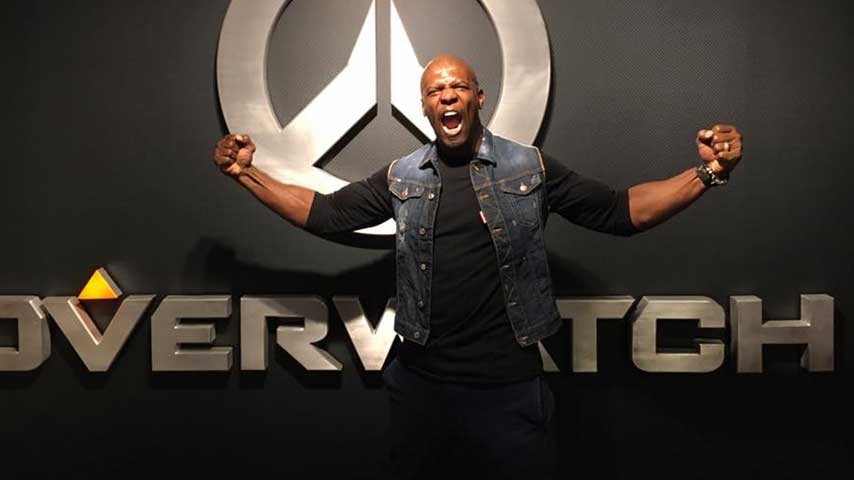 Overwatch Fans And Terry Crews Both Think He S Perfect For