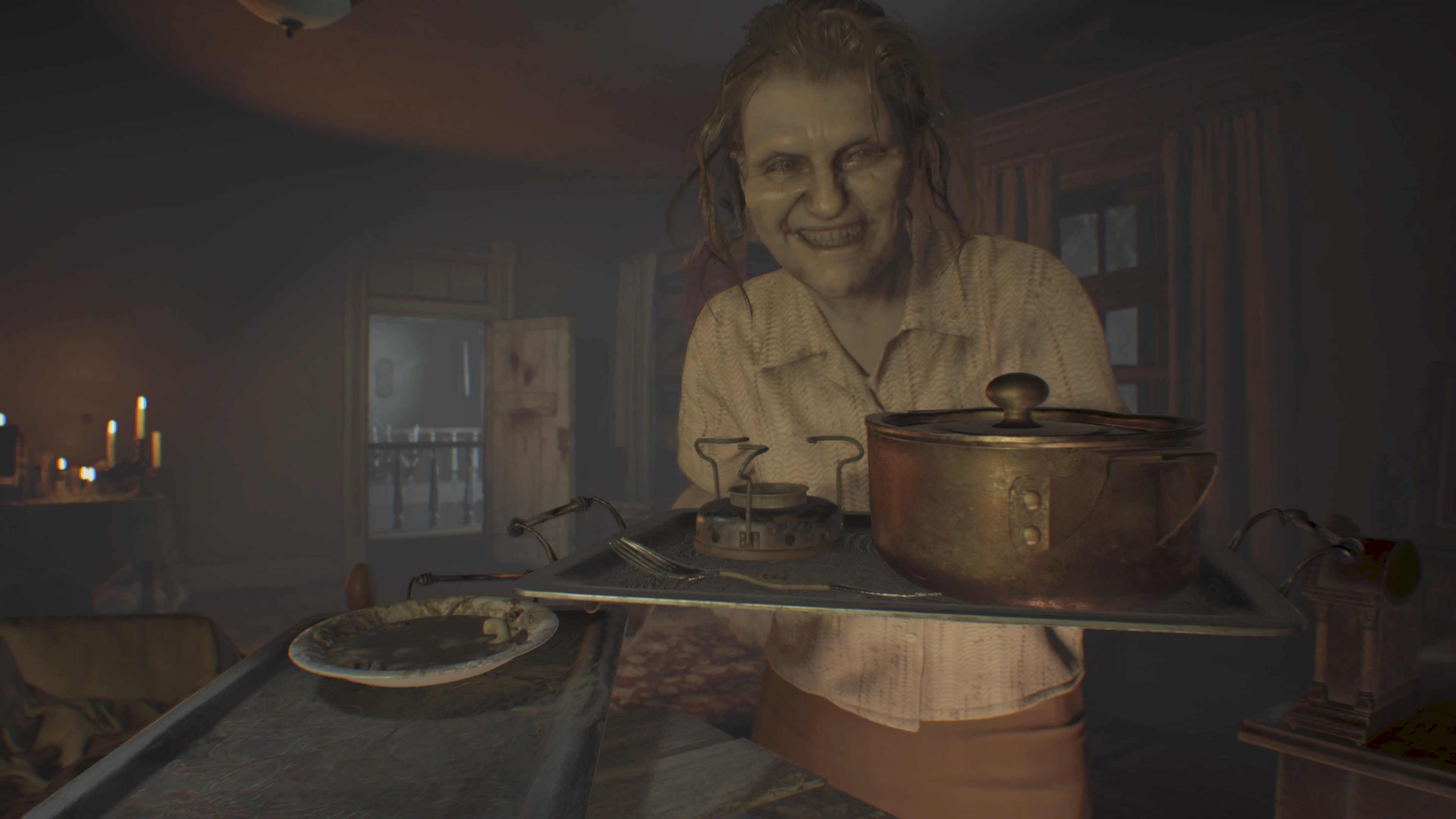 Resident Evil 7 Guide How To Beat The Bedroom Banned Footage Vol 1 Dlc Vg247