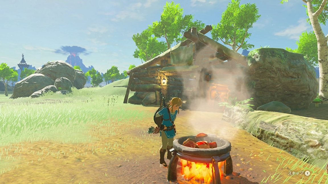 zelda breath of the wild guide best recipes and elixirs for hearts cold resistance defense. Black Bedroom Furniture Sets. Home Design Ideas