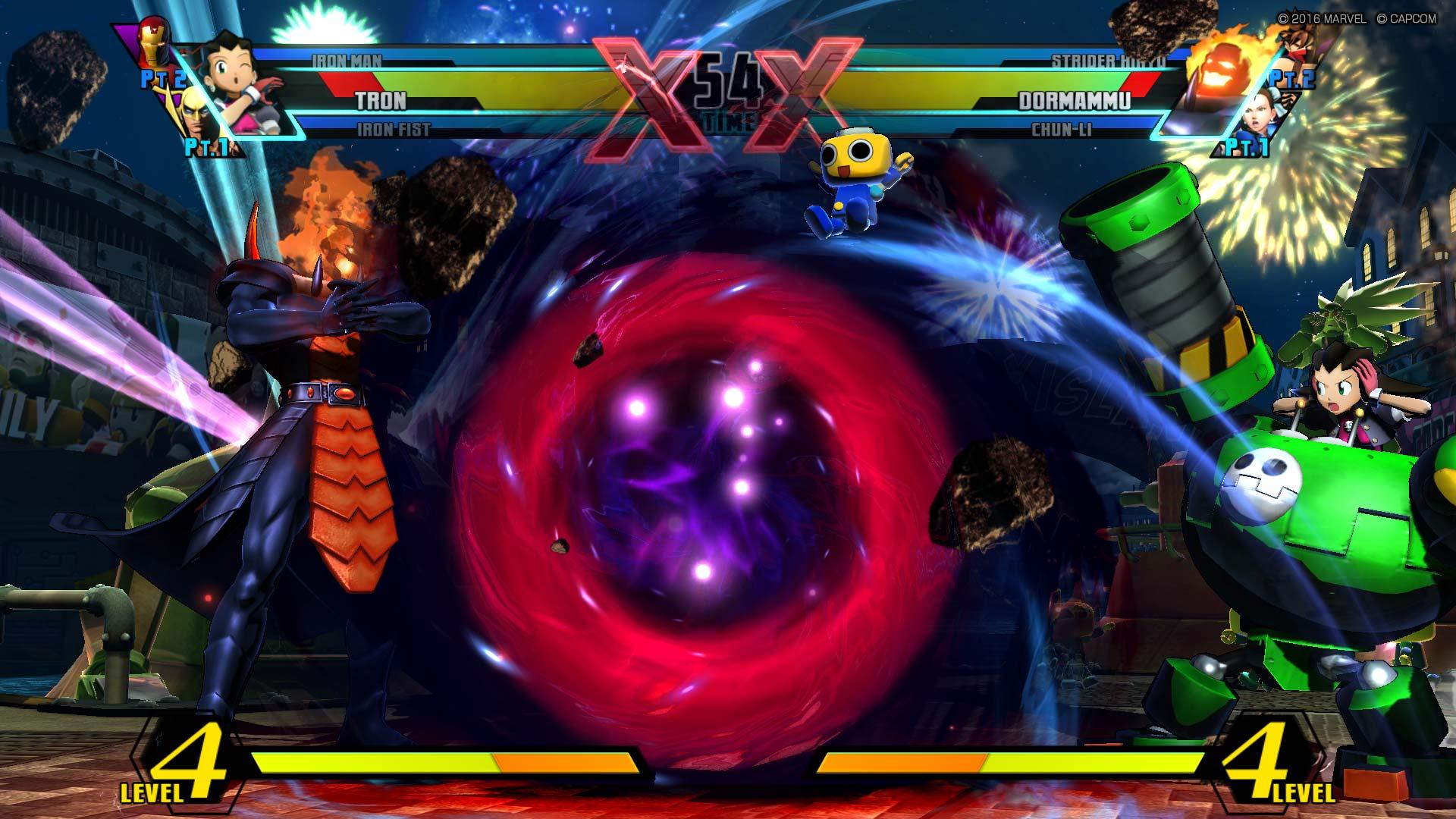 Marvel Vs Capcom For Xbox Live 3