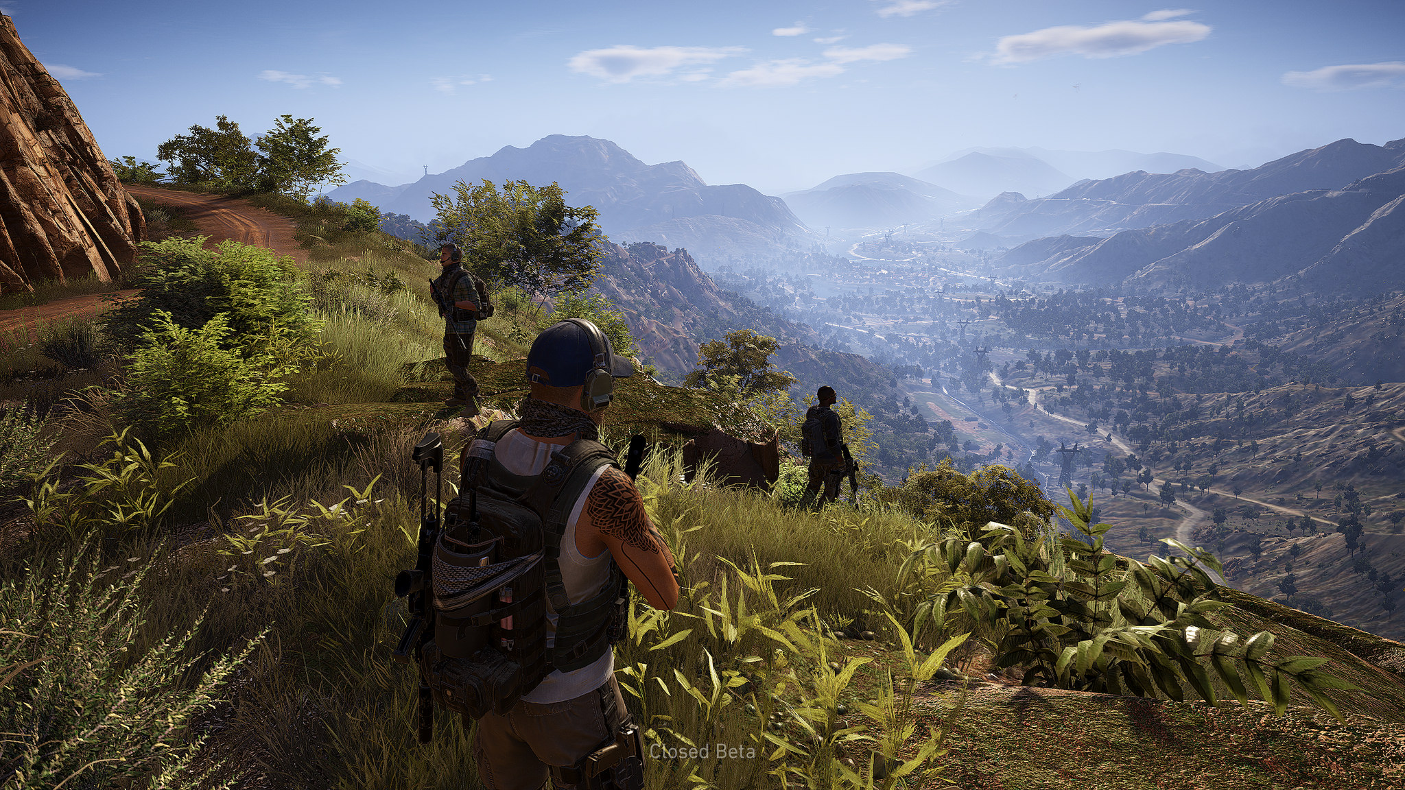 Pubg Wallpaper Ps4: Ghost Recon Wildlands Closed Beta 4K Screenshots Will Blow