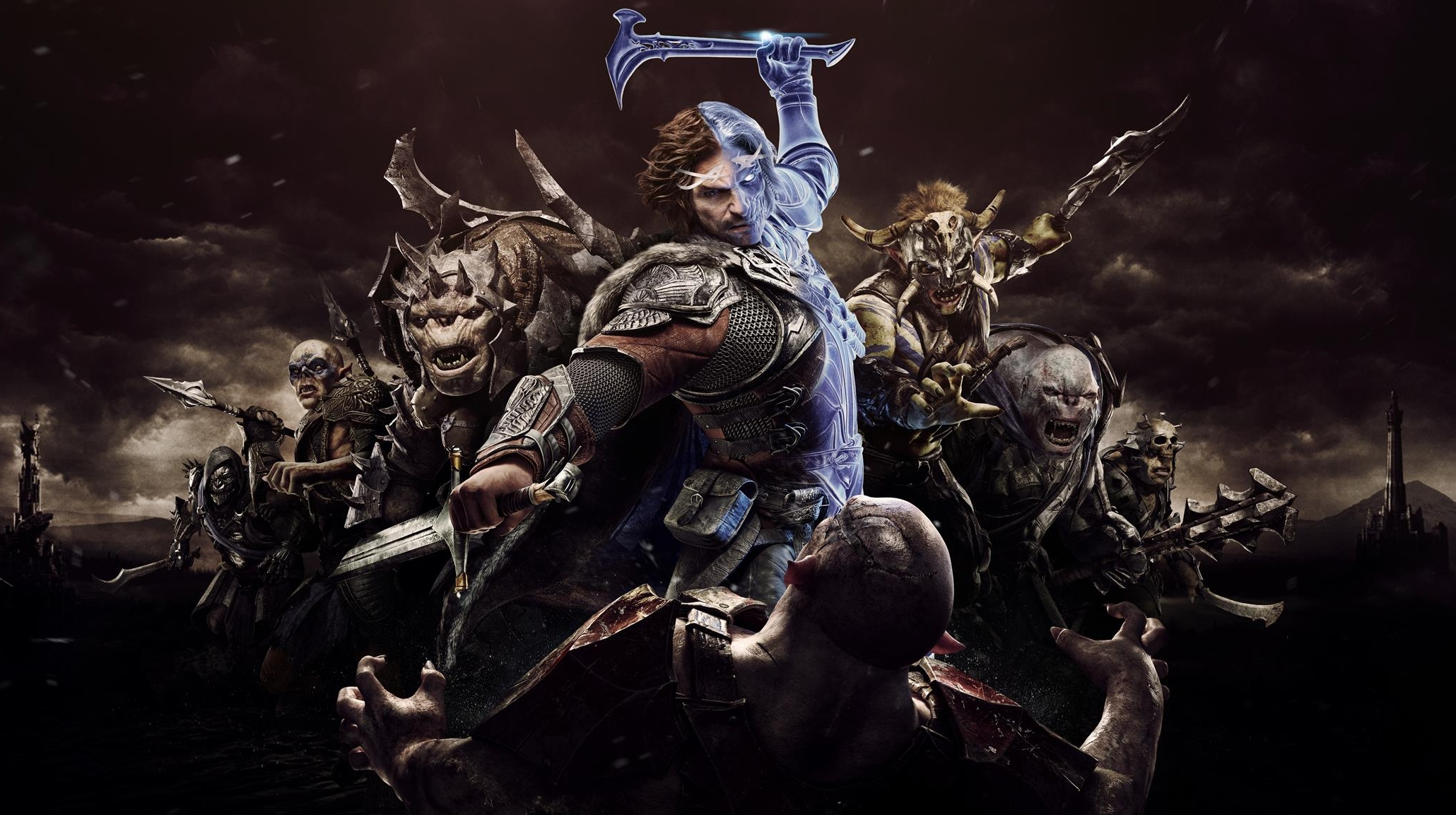 Middle Earth Shadow Of War Here S 16 Minutes Of Gameplay Vg247