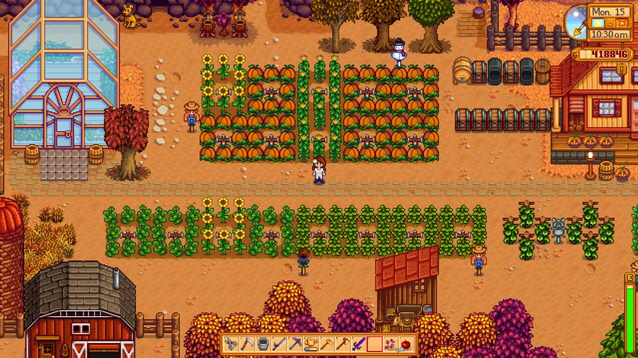 Stardew valley collector 39 s edition announced for retail for How to fish in stardew valley ps4