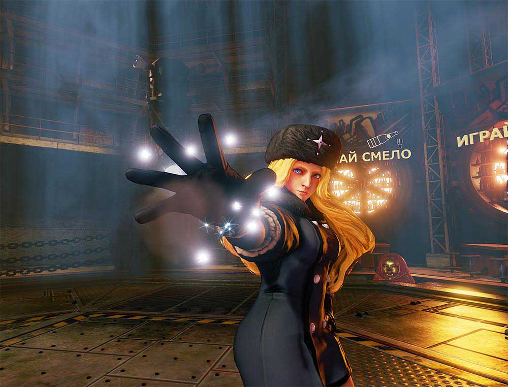 street fighter 5 kolin reveal trailer shows the  u0026quot phantasm of snow and ice u0026quot  in action
