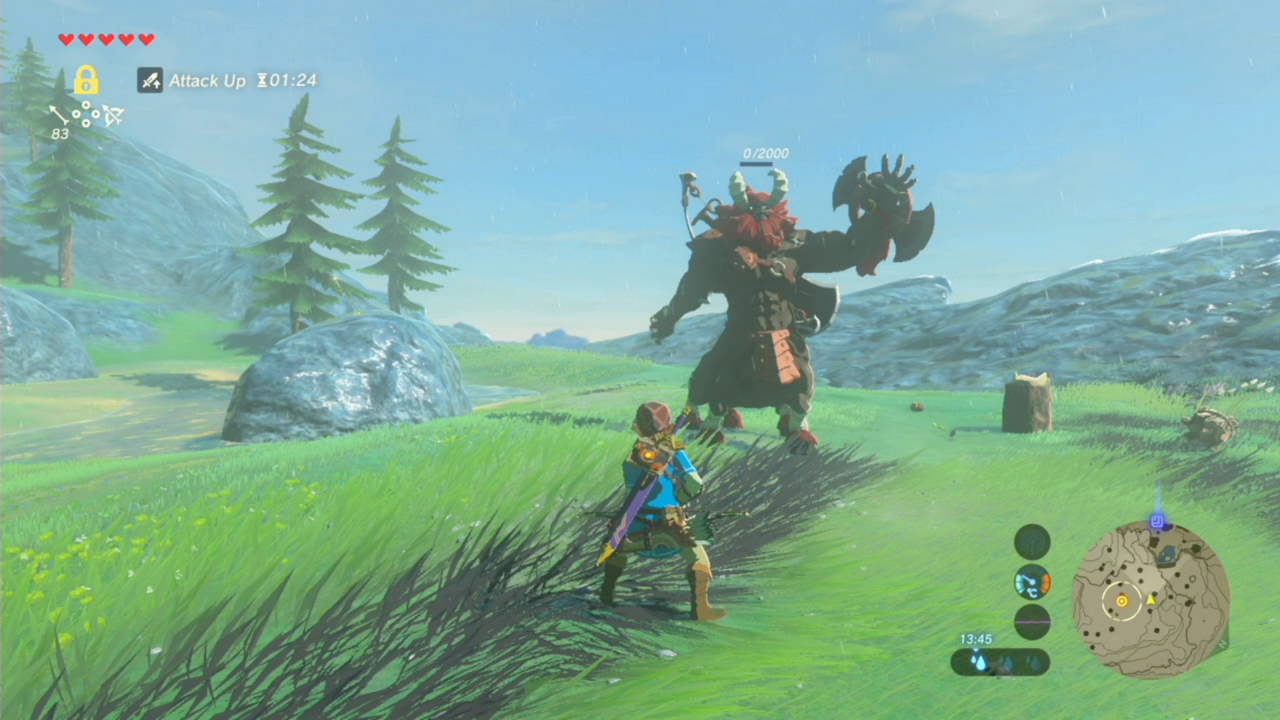 Zelda: Breath of the Wild guide - Reaching Zora's Domain