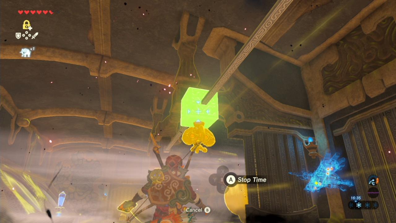 Zelda breath of the wild guide divine beast vah medoh for Bureau zelda