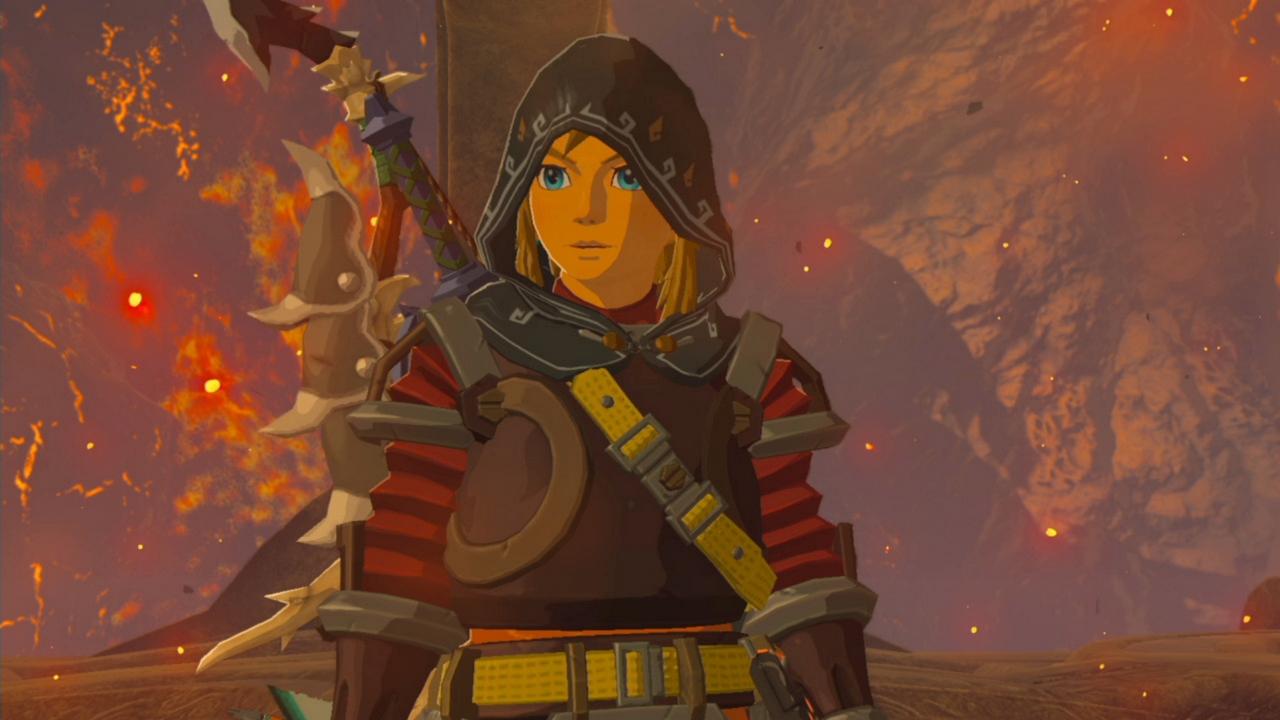 Zelda Botw Armor Sets >> Zelda: Breath of the Wild guide - dungeon walkthrough ...
