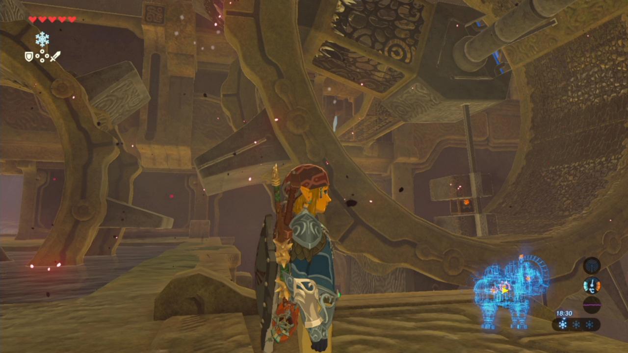 Botw Get To Zelda S Room