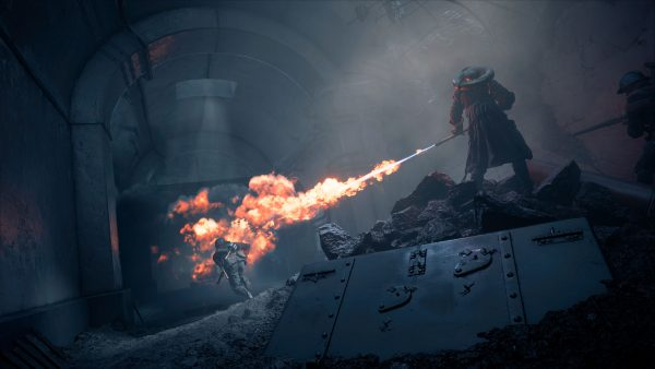 Battlefield 1 They Shall Not Pass Patch Nerfs Gas Grenades