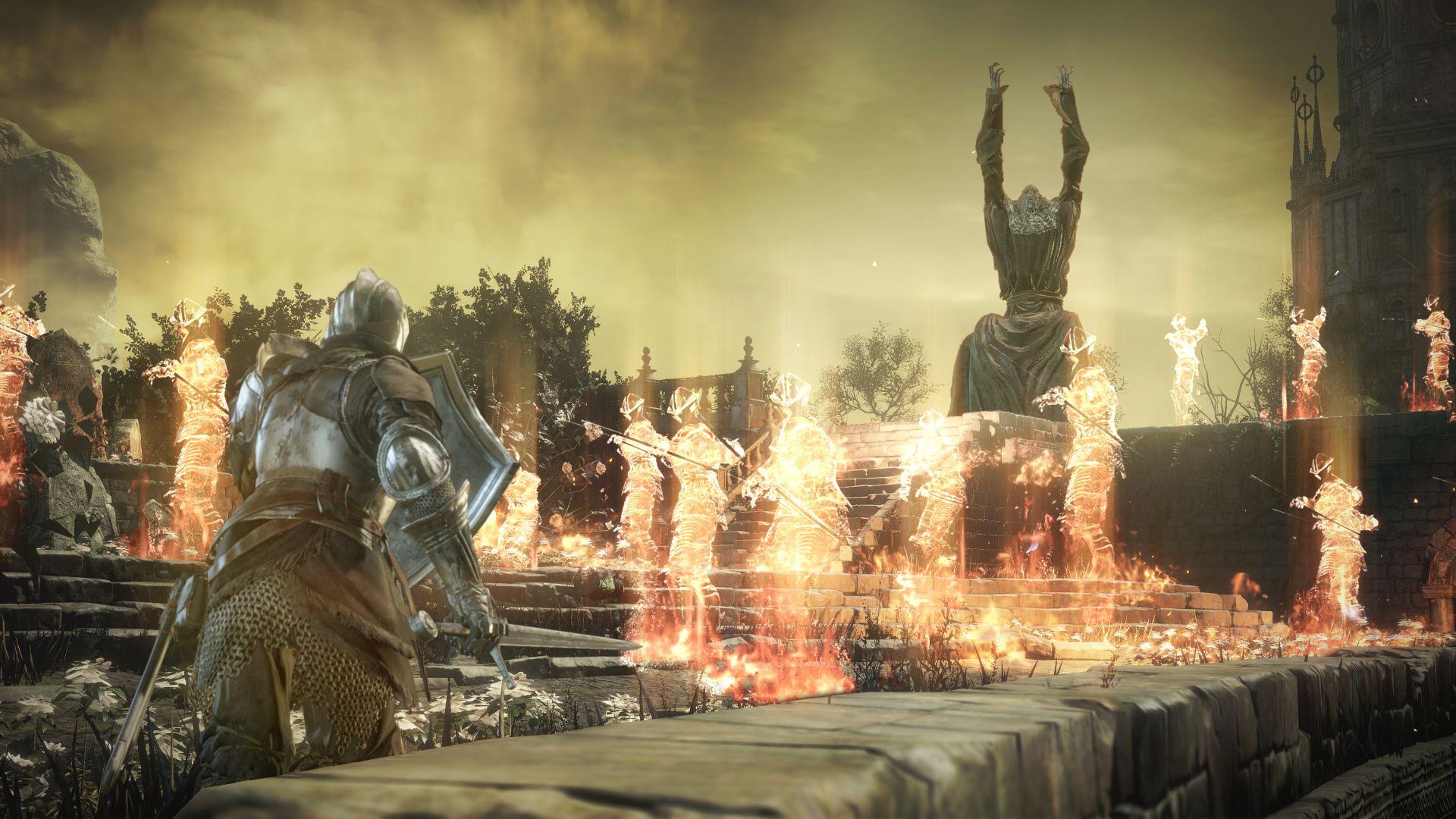 Dark Souls  Ringed City Walkthrough