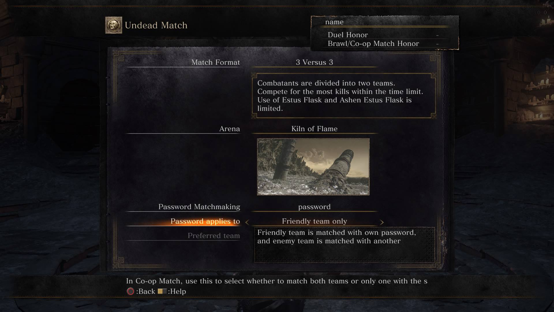 Dark souls 1 matchmaking