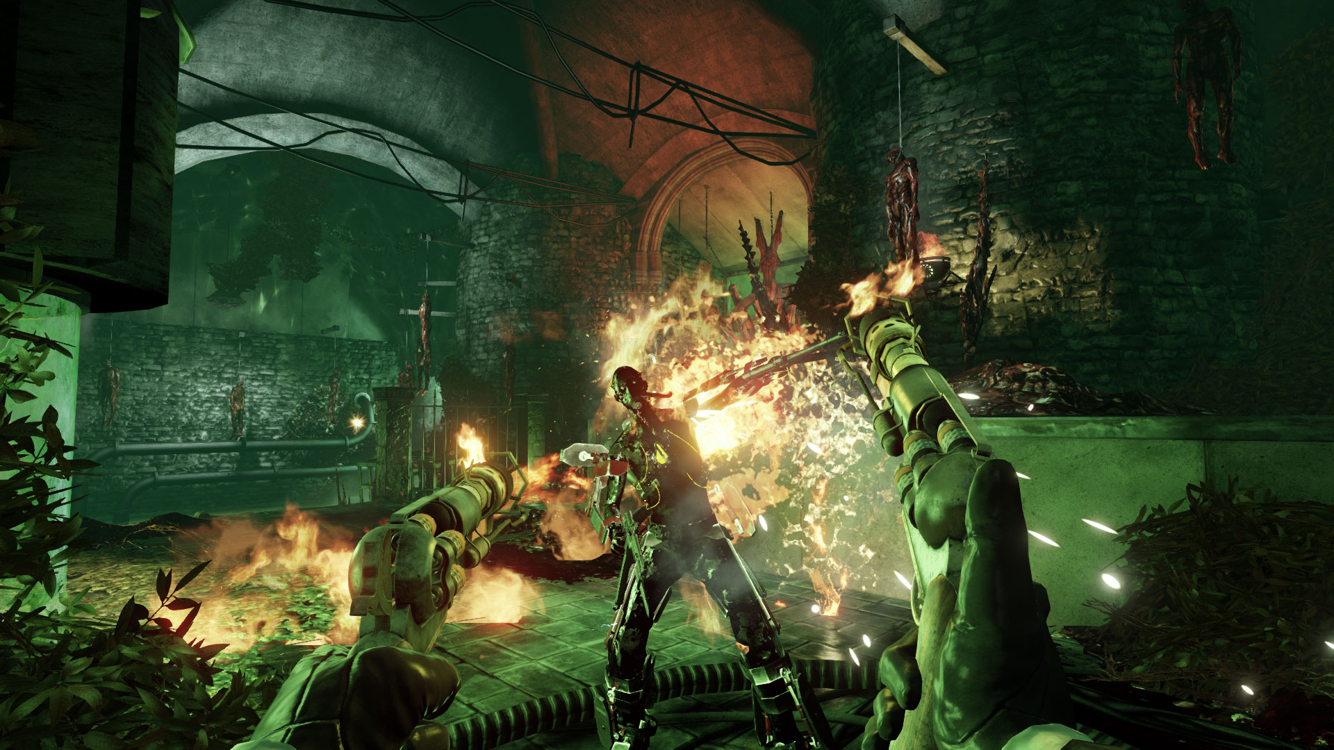 The Best Horde Mode Zombie Shooter Is Free To Play This