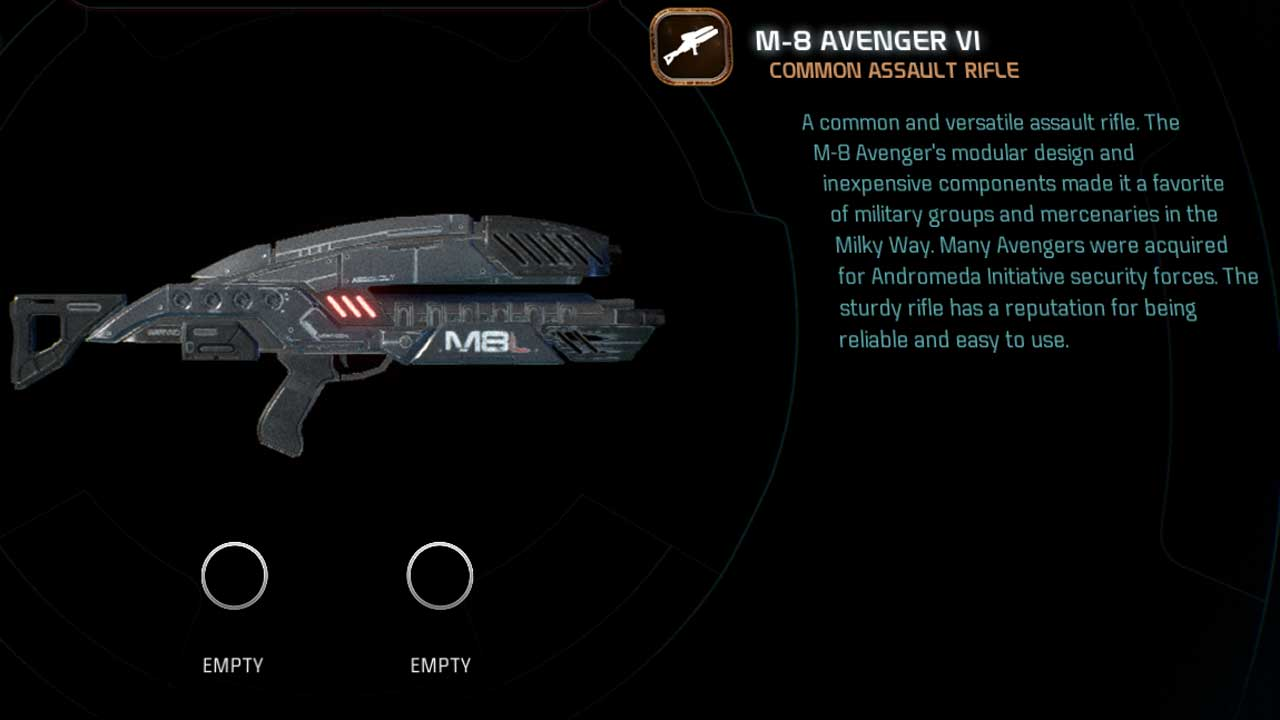 Best Mass Effect Andromeda Build