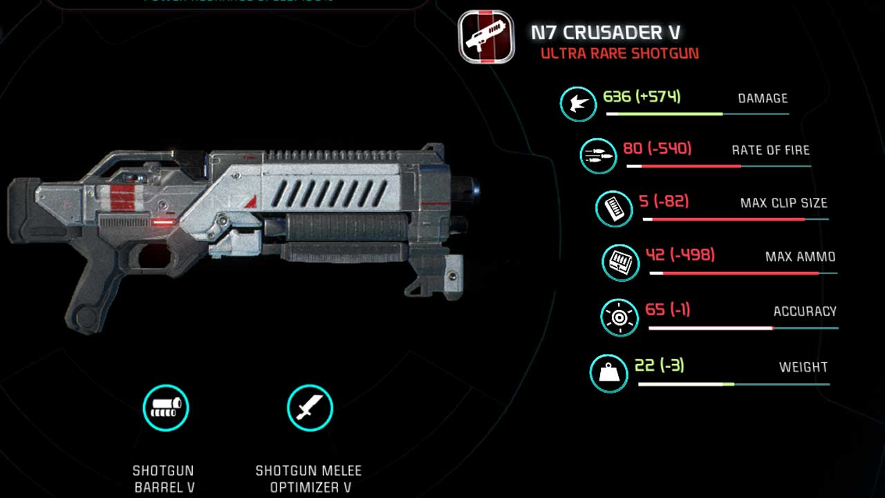 X5 Ghost Mass Effect Andromeda: The Best Weapons In Mass Effect Andromeda: Our Favourite