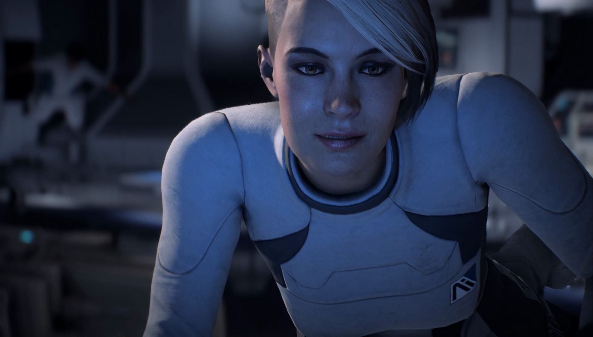Mass effect andromeda twins