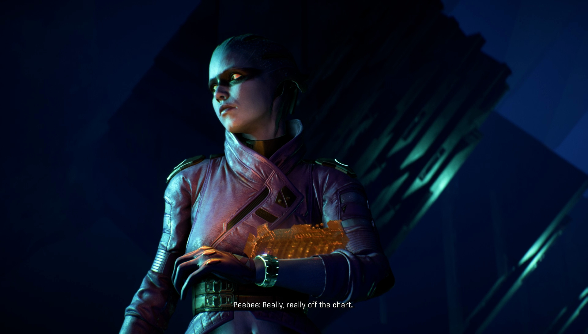 Mass Effect Andromeda Guide Clear The Vault And The Eos