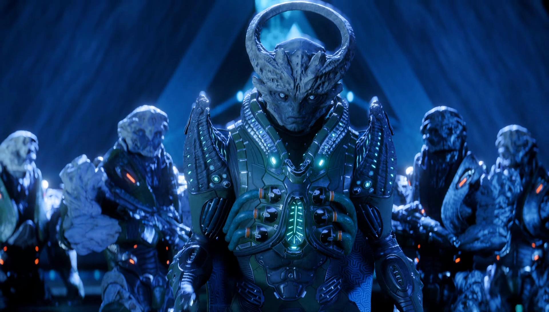 Mass Effect Andromeda Romanzen