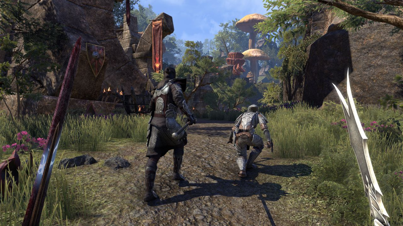 The Elder Scrolls Online: Morrowind screenshots show off ...