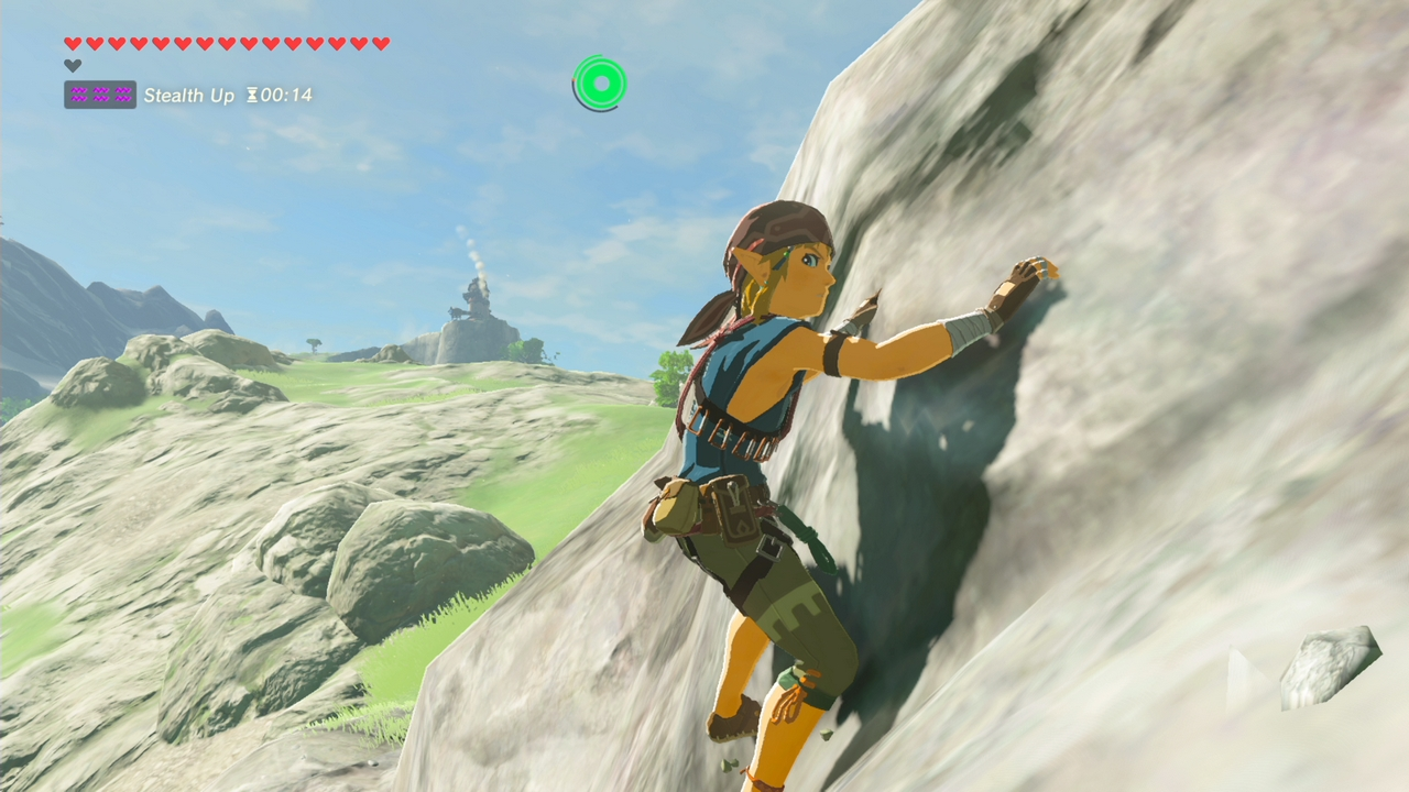 Climbing Gear Botw >> Zelda: Breath of the Wild guide – how to get the climbing gear armor set | VG247