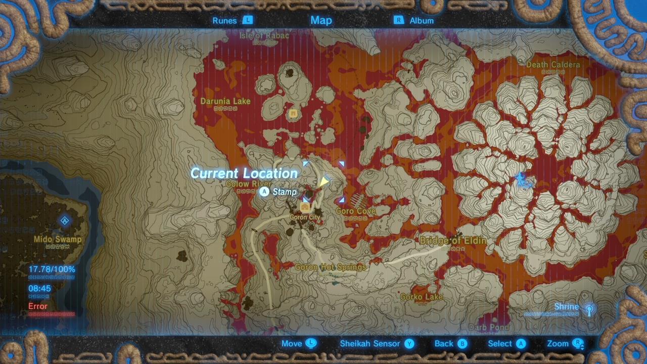 Zelda: Breath of the Wild beginner's tips – quests, best