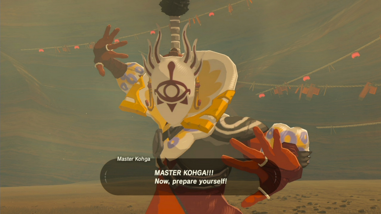 Zelda: Breath of the Wild guide - Gerudo Town and the Yiga